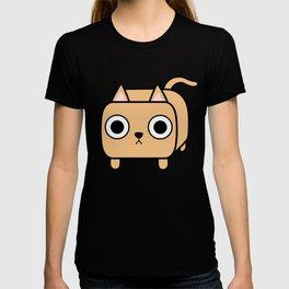 Cat Loaf - Orange Kitty T-shirt