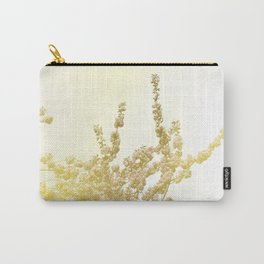 Sunlit Cherry Blossoms - Dreamy Floral Photography - Flower Art Prints, Apparel, Accessories... Carry-All Pouch