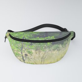 The litle acacia tree Fanny Pack