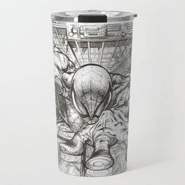 Web Slinger Travel Mug
