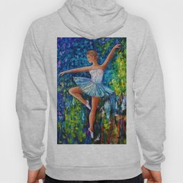 Dance In The Rain Of Color Hoody