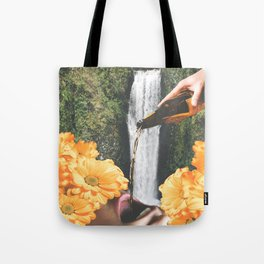 Chasing Waterfalls Tote Bag