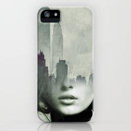 Ny again iPhone Case