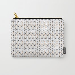Construction (Patterns Please Series #4) Carry-All Pouch