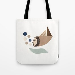 Voilier Tote Bag