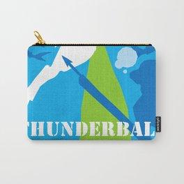 James Bond Golden Era Series :: Thunderball Carry-All Pouch