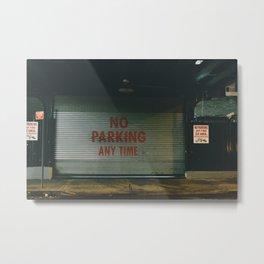 nyc 01 Metal Print