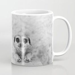 Smiling Meerkat Coffee Mug