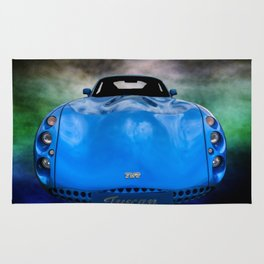 The TVR Tuscan Rug