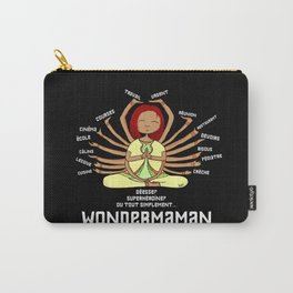Wondermaman Carry-All Pouch