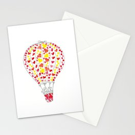 Love Couple Stationery Cards