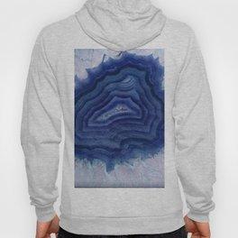 Blue agate crystal's Hoody