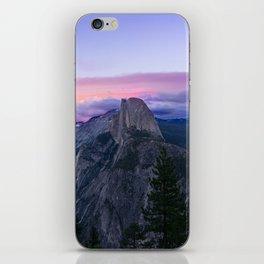 Yosemite National Park at Sunset iPhone Skin
