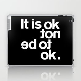 IT IS OK Laptop & iPad Skin