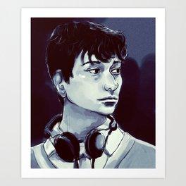 Tom Hansen Art Print