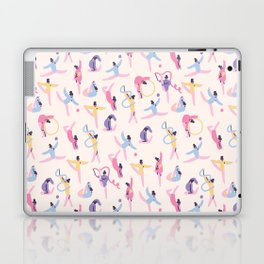 Rhythmic Gymnastics Laptop & iPad Skin