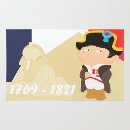 Napoleon Bonaparte Rug
