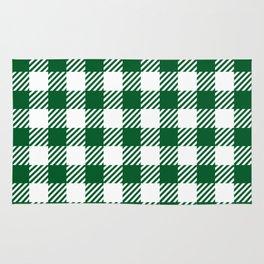 Green Vichy Rug