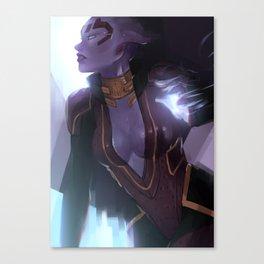 justicar Canvas Print