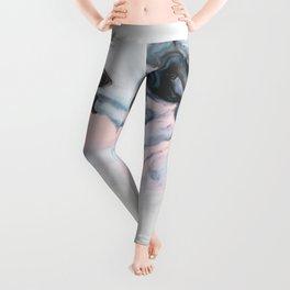 Modern marble 01 Leggings