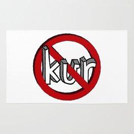 Dun Kur [Don't Care] Rug
