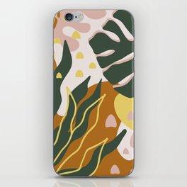 Floral Magic iPhone Skin