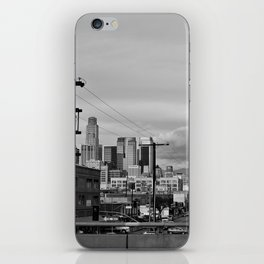 Los Angeles from the 110 iPhone Skin