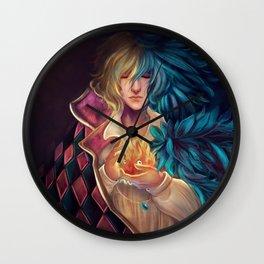 Howl Wall Clock