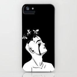 Bee-Head iPhone Case