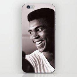 mohammad ali  iPhone Skin