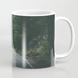 Through The Tunnel Coffee Mug