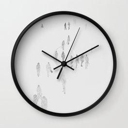 MIGRATION | ORIS PRINT Wall Clock