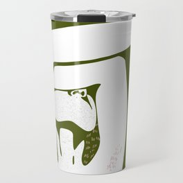 So what green Travel Mug