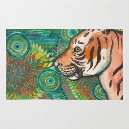 Tiger Mosaic Rug