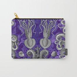 The Kraken (Purple - NoText, Alt.) Carry-All Pouch