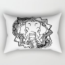 ANIMANDALA HAATHEE Rectangular Pillow