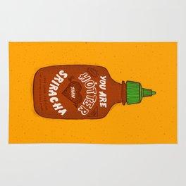 Sriracha Valentine Rug