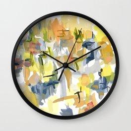 Cellar Door Wall Clock