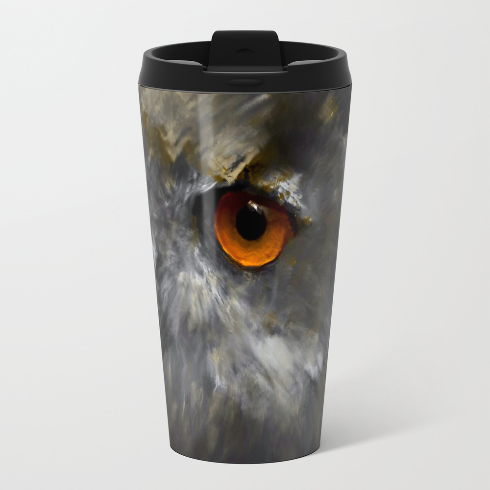 Ruler Of The Night Travel Tea Mug TRM9097859
