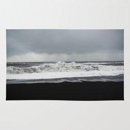 Winter Waves Rug