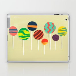 Sweet lollipop Laptop & iPad Skin