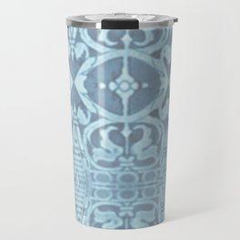 San Lorenzo Blue Travel Mug