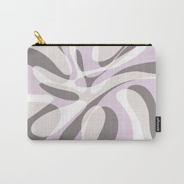 Blushing Wave Carry-All Pouch