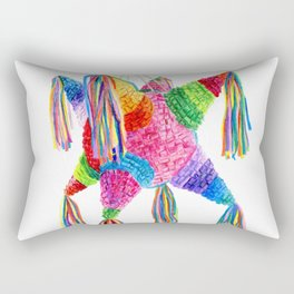 Mexican Pinata Rectangular Pillow