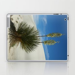 Soap Yucca In The White Sands Dunes Laptop & iPad Skin