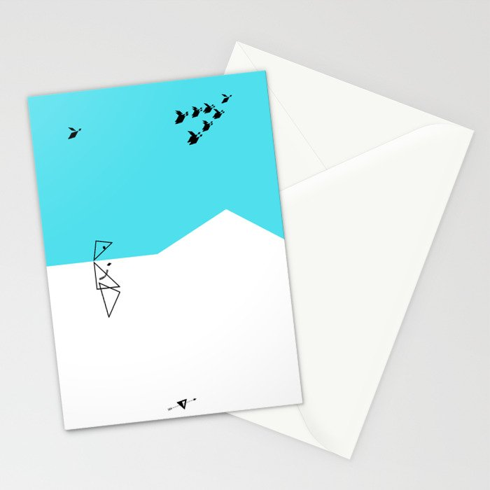 Longing Stationery Cards