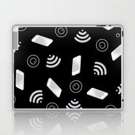 Techy Wi-Fi Laptop & iPad Skin