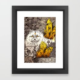 Witchcraft Framed Art Print