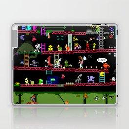 50 Classic Video Games Laptop & iPad Skin