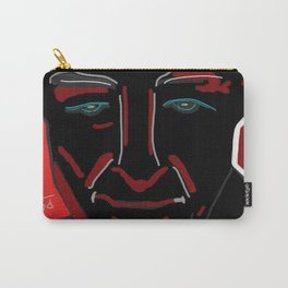 DEATH, DESTROYER OF WORLDS: PORTRAIT Carry-All Pouch